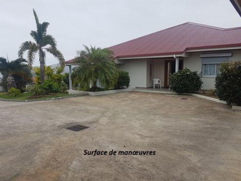 Maison F5 Paita Savannah - Achat Immobilier