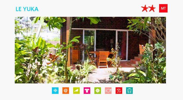 Appartement - Studio Magenta