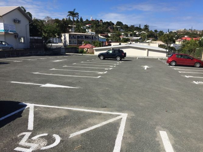 Parking Faubourg Blanchot