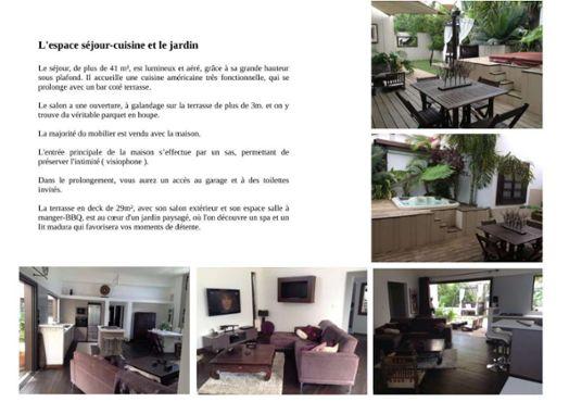 Vente Immobilier - Maison >F5 Nouméa Trianon